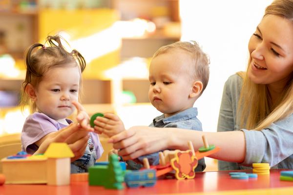 Какими бывают группы детского сада и как в них работать?